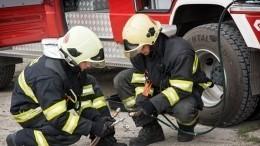 Пожар нагазопроводе вСвердловской области локализован