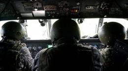 Пилоты ВКС России отрабатывают навыки полетов внебе над Сирией— видео