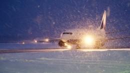 Норильск остался без воздушного сообщения