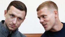 Первая жертва драки сКокориным иМамаевым требует сфутболистов миллион рублей