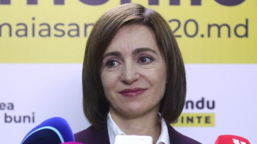 Избранного президента Молдавии Майю Санду урезали вполномочиях