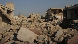 Три провинции вСирии обстреляны радикалами