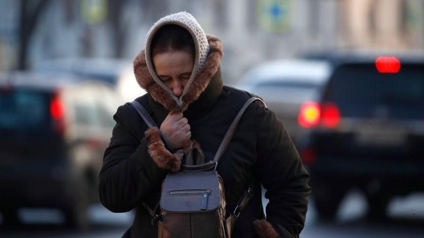 «Тревожная информация»: россиян предупредили обаномальных холодах