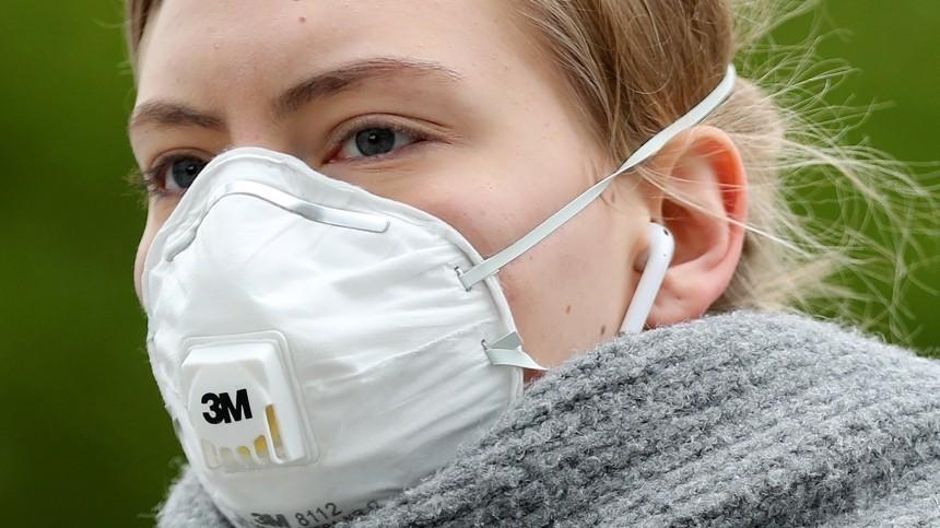 Маски склапаном могут привести кновым заражениям коронавирусом