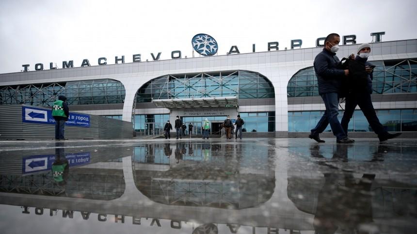 СКначал проверку пофакту двух экстренных посадок Boeing вНовосибирске