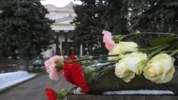 Ирину Антонову похоронили вМоскве своинскими почестями