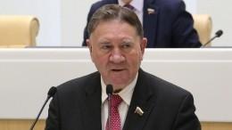 Умер бывший губернатор Курской области Александр Михайлов