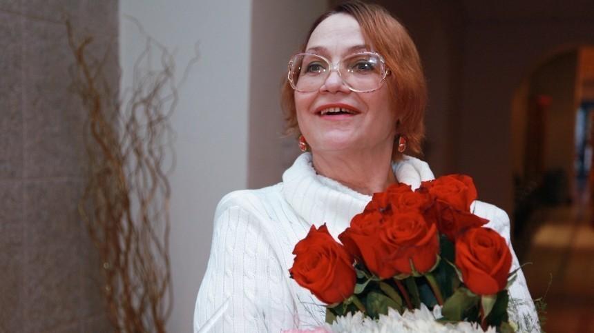 Владимир Путин поздравил актрису Нину Русланову сюбилеем