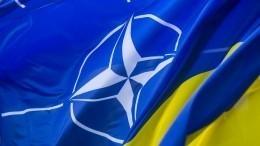 Оптимистичная Украина надеется вступить вНАТО через десять лет