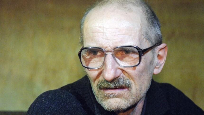 Украина запретила въезд российскому рок-музыканту иактеру Петру Мамонову