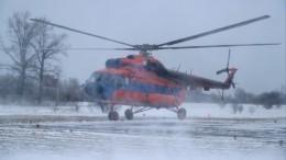 Вертолет совершил экстренную посадку вХМАО из-за проблем сдвигателем