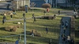 Более 300 человек задержаны входе протестной акции вМинске