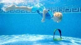 Поменьшей мере 13 детей отравились хлором после посещения бассейна вАстрахани
