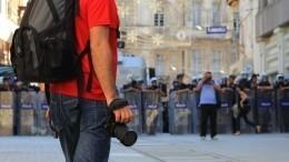 Задержанных вТурции российских журналистов могут обвинить вшпионаже