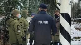 Стена непонимания: Эстония начала строить забор сРоссией
