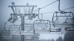 Туристы могут остаться без горнолыжных курортов вновогодние праздники