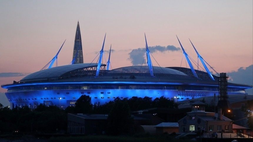 СКраскрыл хищение 180 миллионов рублей при строительстве стадиона вПетербурге
