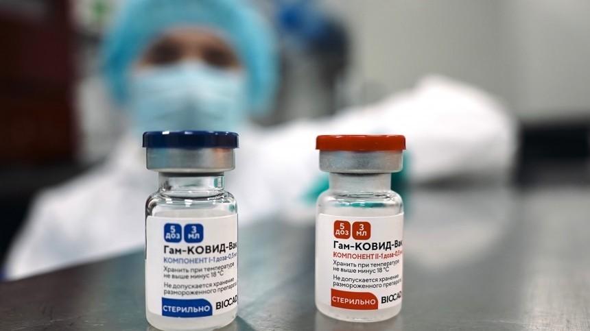 Названы сроки поставок вакцины откоронавируса врегионы России