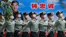 Пентагон боится, что Китай скоро сравняется сСША повоенной мощи