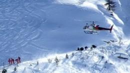 Пилоту удалось выжить при крушении вертолета спасателей воФранции