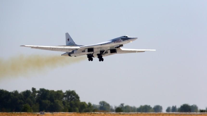 США признали достижением года двигатель российского бомбардировщика Ту-160