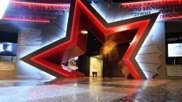 ВМоскве вручили первую национальную премию «Победа»