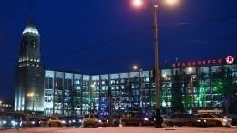 Полиция нагрянула собысками вмэрию Красноярска