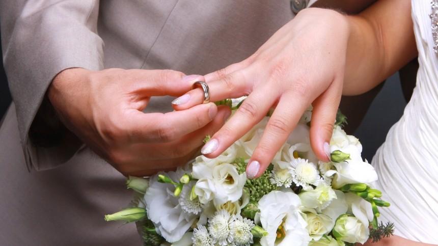 Названы самые удачные даты для свадеб в2021 году