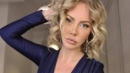 Малиновская раскрыла личность отца своего ребенка