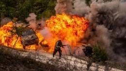 «Небо»: как был сбит бомбардировщик Су-24