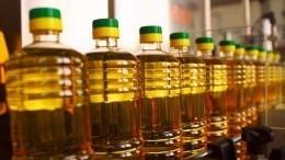 ВРоссии снизят цены наподсолнечное масло доминимума