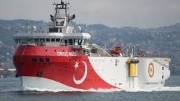 ЕСрасширяет санкции против Турции из-за деятельности вСредиземном море