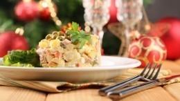 «Золотой оливье»: стоимость новогодних салатов резко возросла