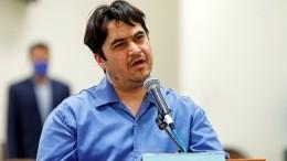 «Репортеры без границ» осудили казнь иранского журналиста
