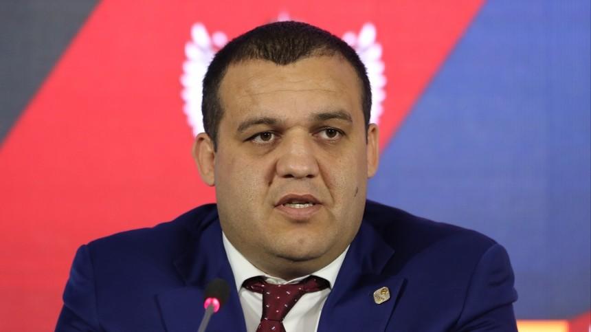 Олимпийский комитет России поддержит нового президента AIBA Кремлева