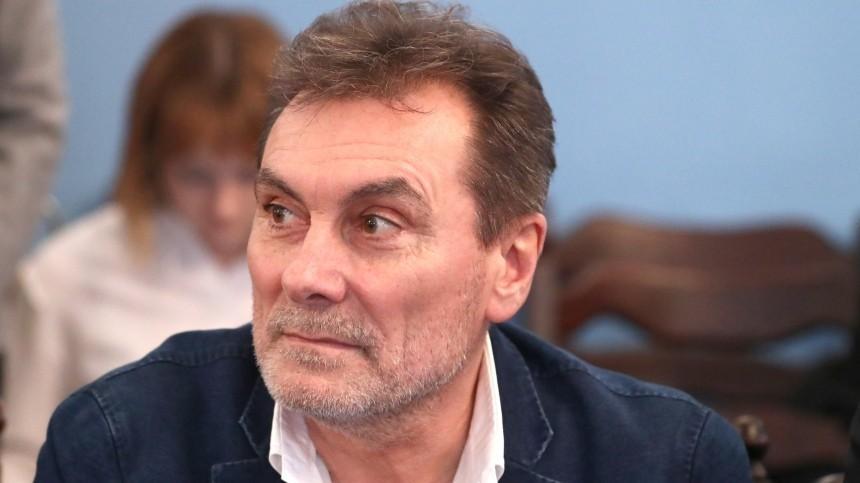 Худрук театра Моссовета Евгений Марчелли госпитализирован спневмонией