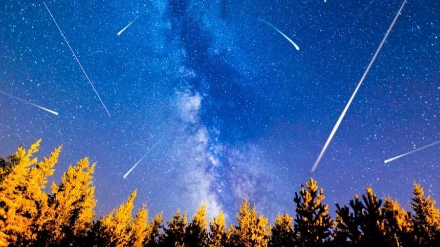 Как икогда можно увидеть красочный метеорный поток Геминиды?