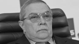 Умер «голос Кремля» идиктор Парадов наКрасной площади Евгений Хорошевцев