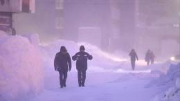 Лавинная опасность объявлена внескольких районах Камчатки