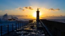 Начальник маяка нашел клад наострове вФинском заливе— видео