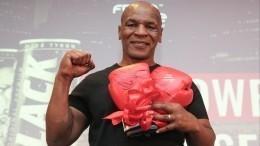 «Тайсон уже нетот»: Почему легендарный боксер решил вернуться наринг?
