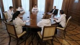 Путин поддержал социальные инициативы «Единой России»