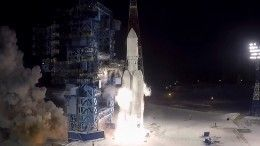 ВКС России успешно вывели сорбиты разгонный блок ракеты-носителя «Ангара-А5»