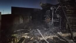 Уголовное дело возбудили после гибели впожаре 11 постояльцев дома престарелых вБашкирии
