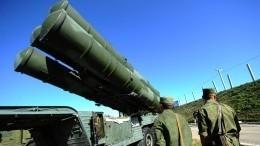 США ввели санкции против Турции из-за покупки Анкарой С-400