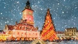 ТОП-7 самых красивых новогодних елок вЕвропе