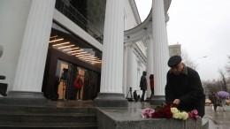 «Свято место пусто небывает»: Фокин иБортко овозможном закрытии «Современника»