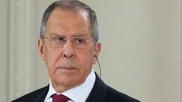 «Интересы внешних сил»: Лавров обинциденте сделегацией МИД РФвСараево
