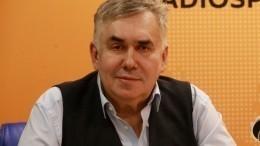 «Был напрощании сВалей. Позор»: Садальского возмутили похороны Гафта