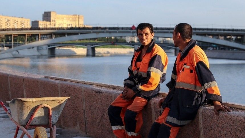 ВМВД сообщили осокращении числа мигрантов вРоссии